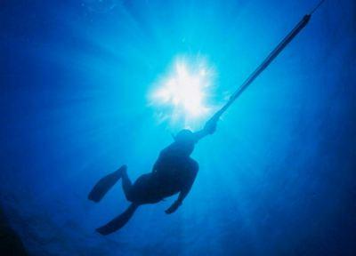 Ψαροντούφεκο, το γνωστό υποβρύχιο κυνήγι ... με μια ανάσα