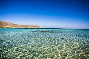 Παραλία Σίμου, Ελαφόνησος